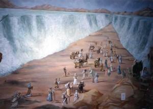 Моисей през Червено Море?