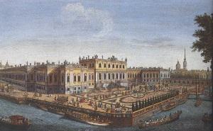 Санкт Петербург през 18-ти век
