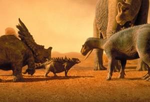 Изчезването на динозаврите
