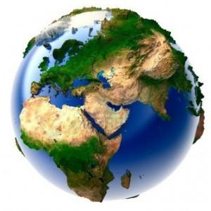 Границите на глобуса